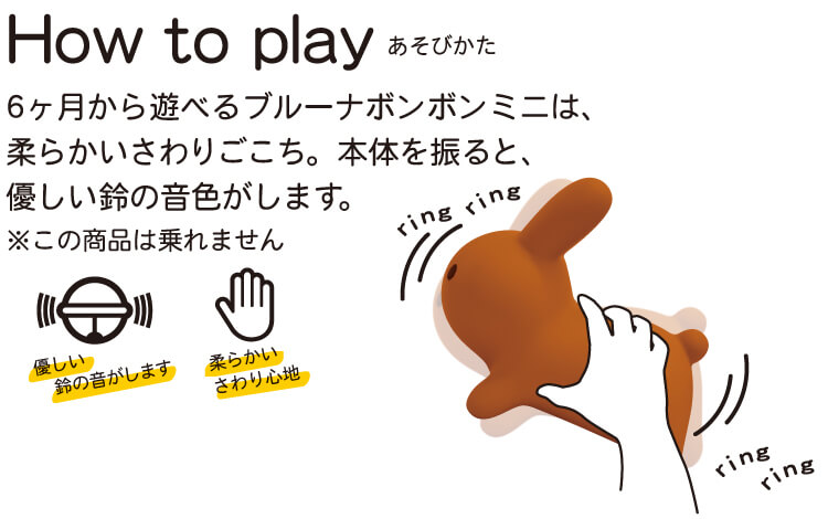 How to play あそびかた