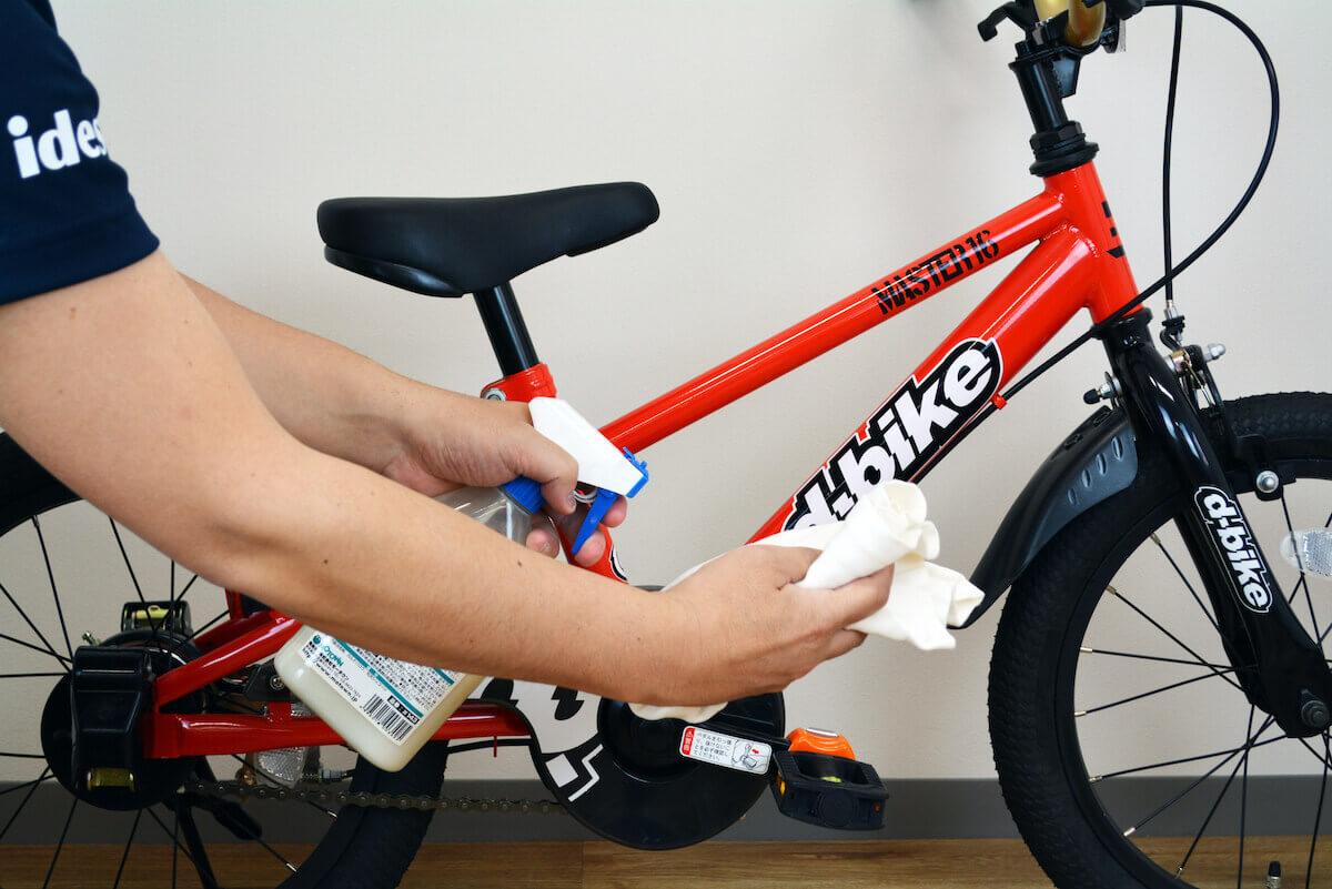 自転車を定期的にメンテナンスしよう|かんたんなお手入れ方法をご紹介