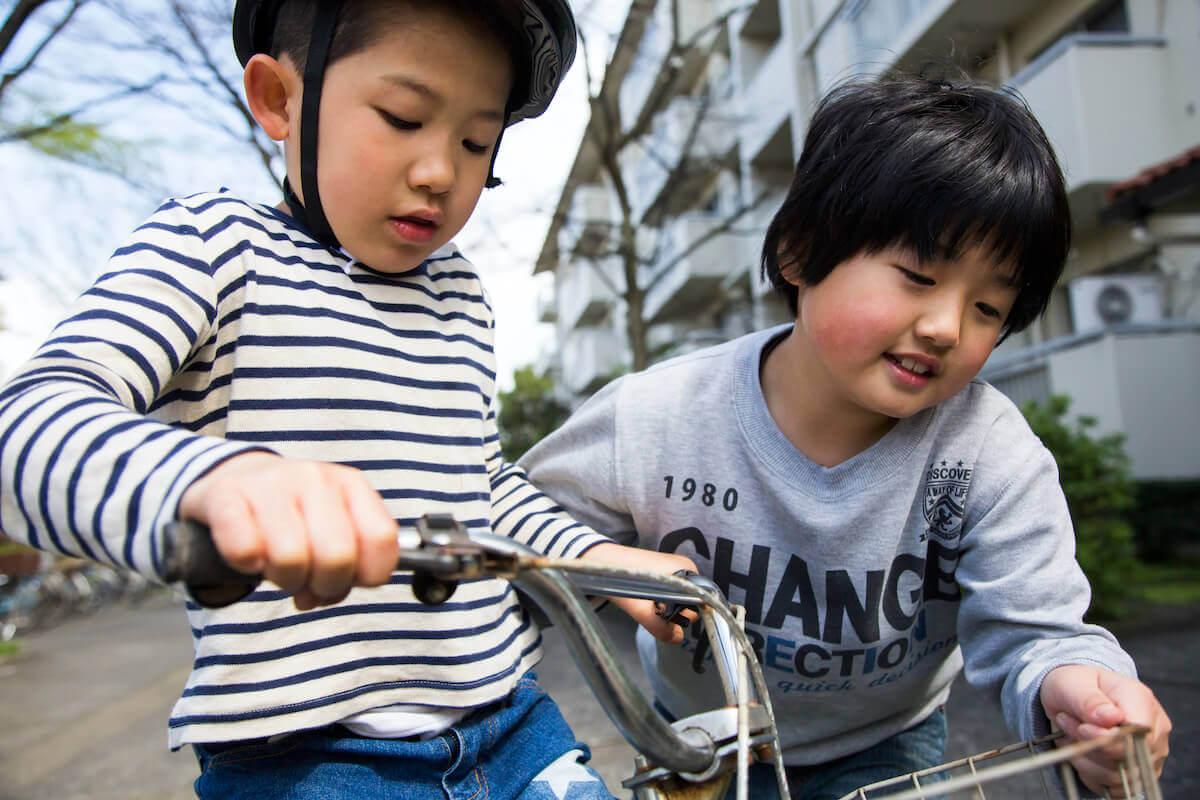 正しい自転車サイズを知って安全にのろう!選ぶときのポイントもご紹介