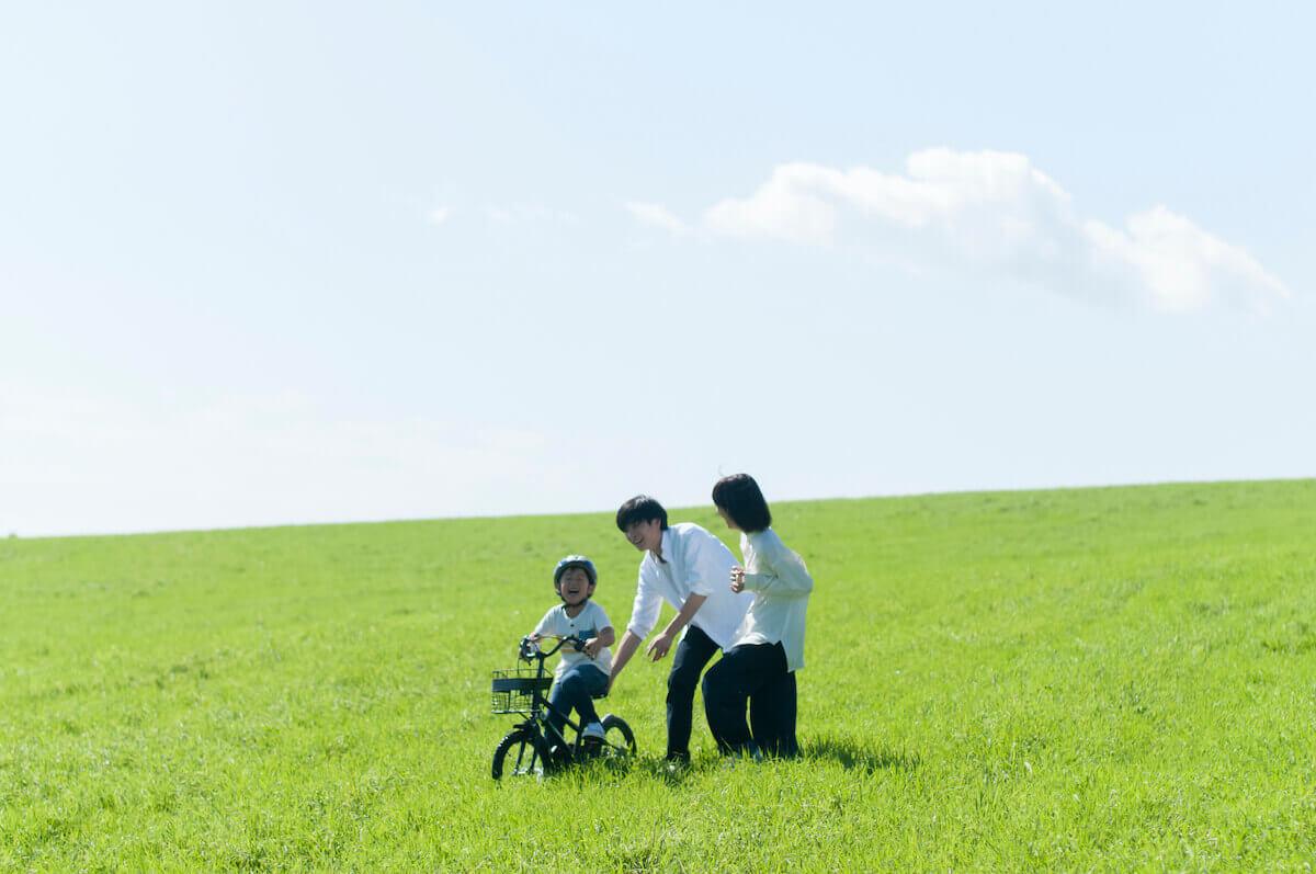 【初心者必読】失敗しない子ども用自転車の選び方 よいものを長くのろう