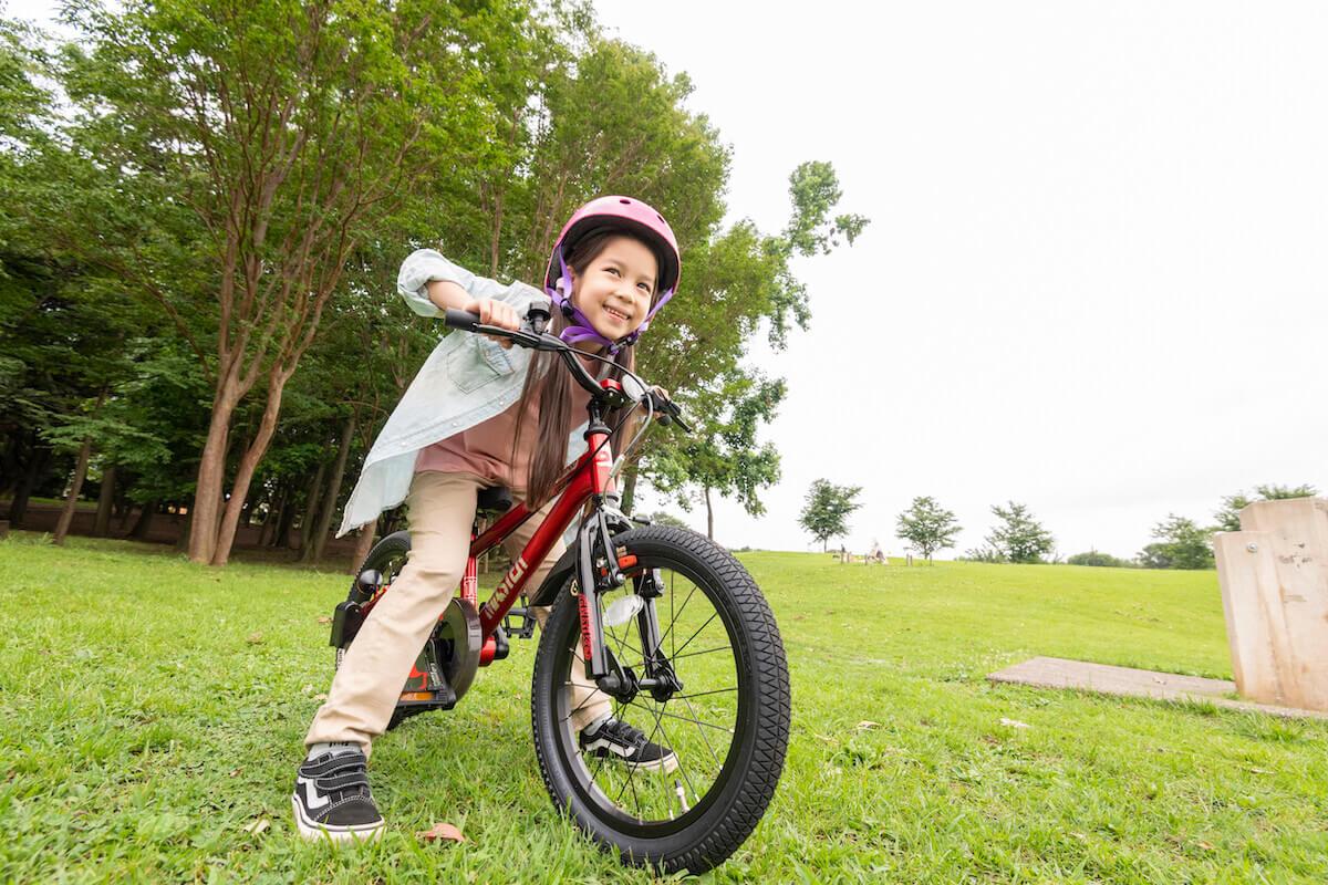 みんなで子ども用自転車デビューしよう|子ども自転車、三輪車ならアイデス